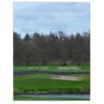 Challenging Golf Course Puzzle