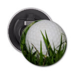 Golf Ball Design Bottle Opener