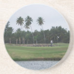 Golf Country Club Coaster
