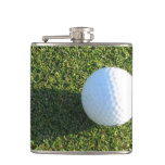Golf Course Designs Flask