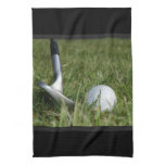 Golf Photo  Kitchen Towel