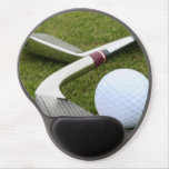 Golfing Gel Mouse Pad