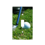 Golfing Light Switch Cover