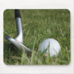 Golfing Photo Mouse Pad