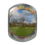 Let's Play Golf Glass Jar