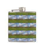 Let's Play Golf Hip Flask