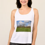 Let's Play Golf Tank Top
