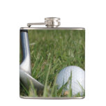 Play Golf Hip Flask